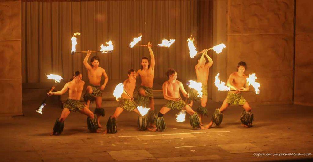 Fire Dance Team Siva Ola