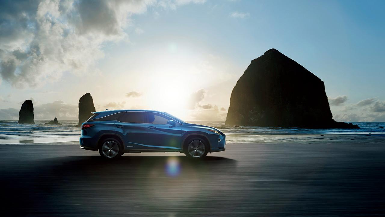 Lexus RX Rent a Car