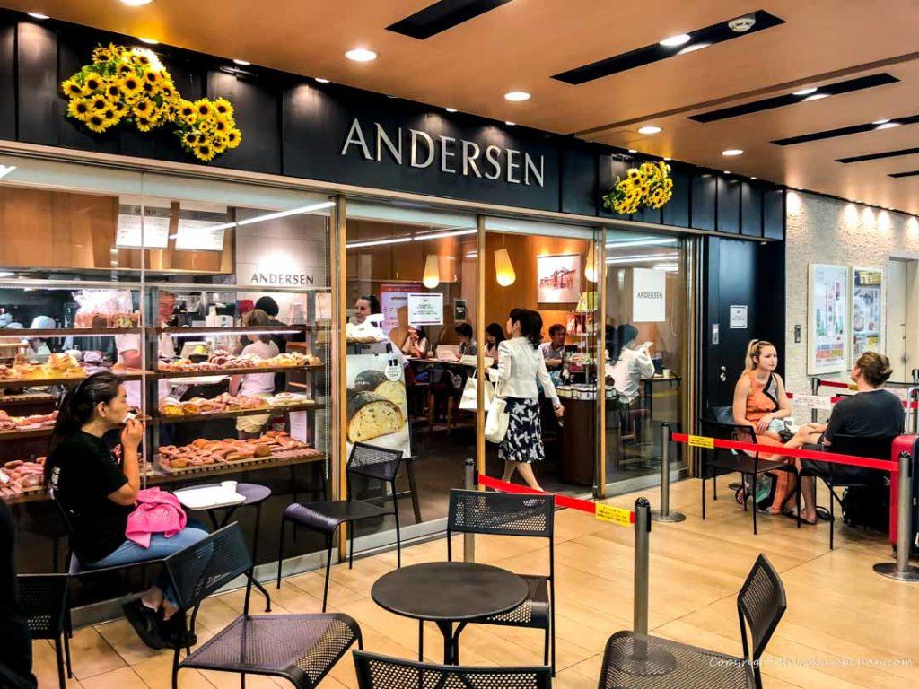 Tokyo Station Andersen