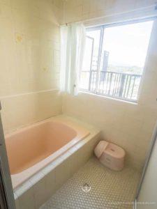ホテルハワイアンズお風呂場
