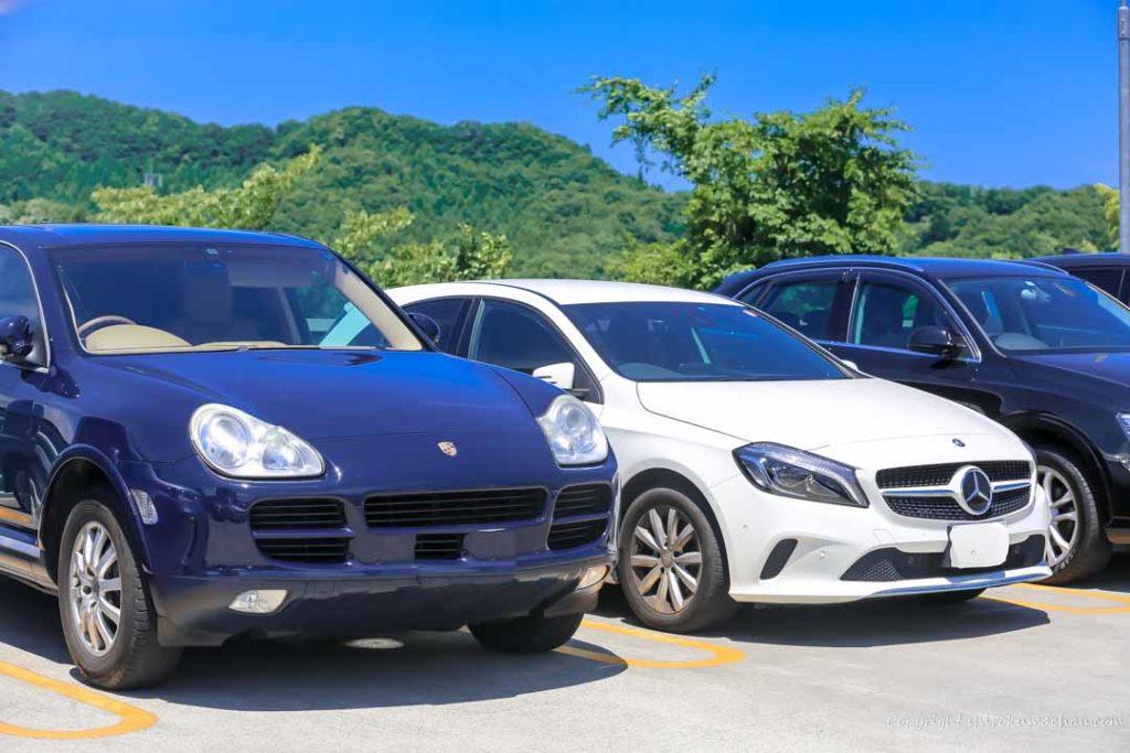 hawaiians parking