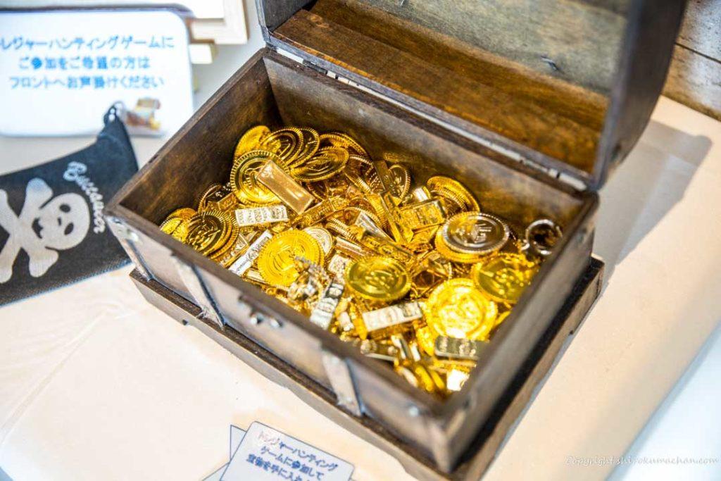 日本平ホテル宝物探し
