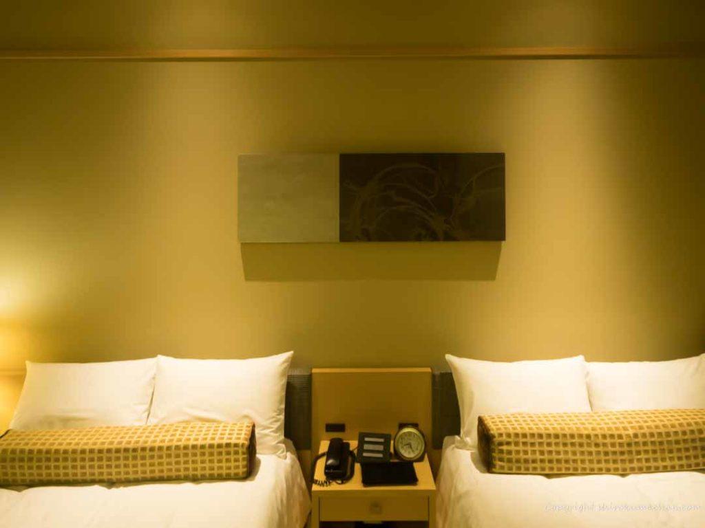 日本平ホテル客室 (2)
