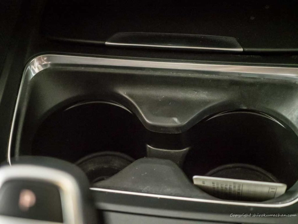 BMW 3 Series 328i Interior Cup Holder