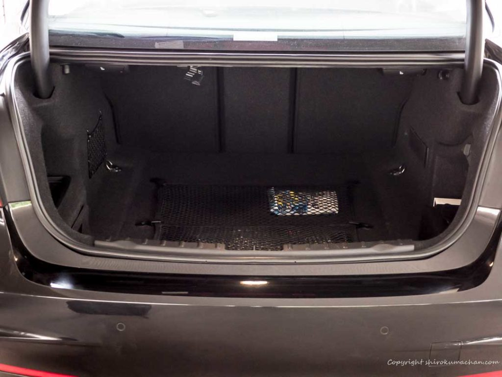 BMW 3 Series 328i Trunk