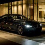 BMW328i M Sports Nippon Daira Hotel Entrance