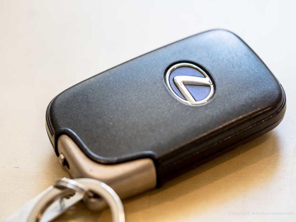 Lexus CT Key