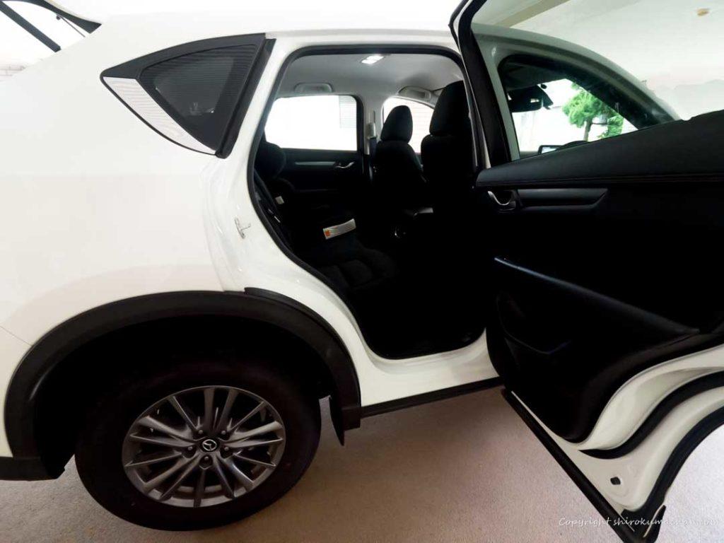 Rent a Mazda CX-5 in Tokyo