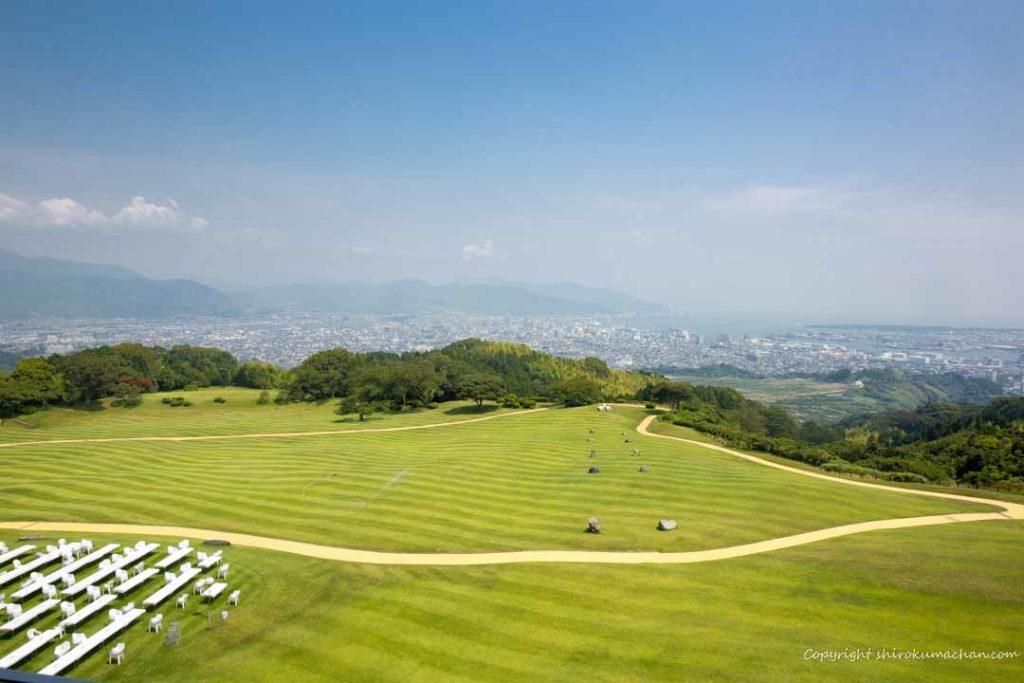 日本平ホテル絶景