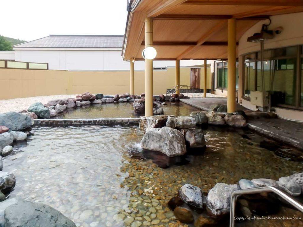 夏のKiroro露天風呂