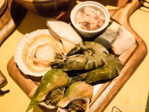 Kiroro BBQ Seafood for Adult