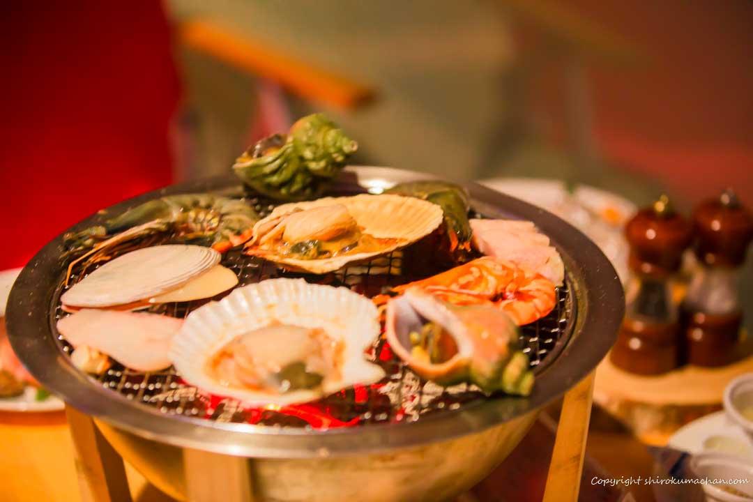 Kiroro BBQ Seafood