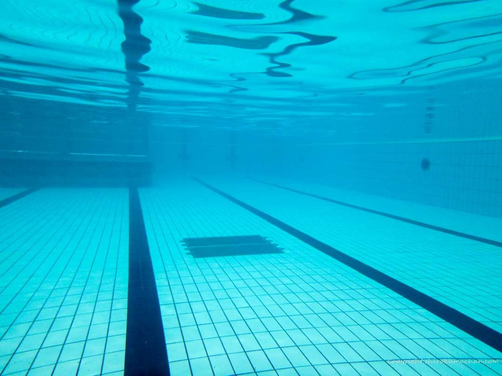 Kiroro Pool Water