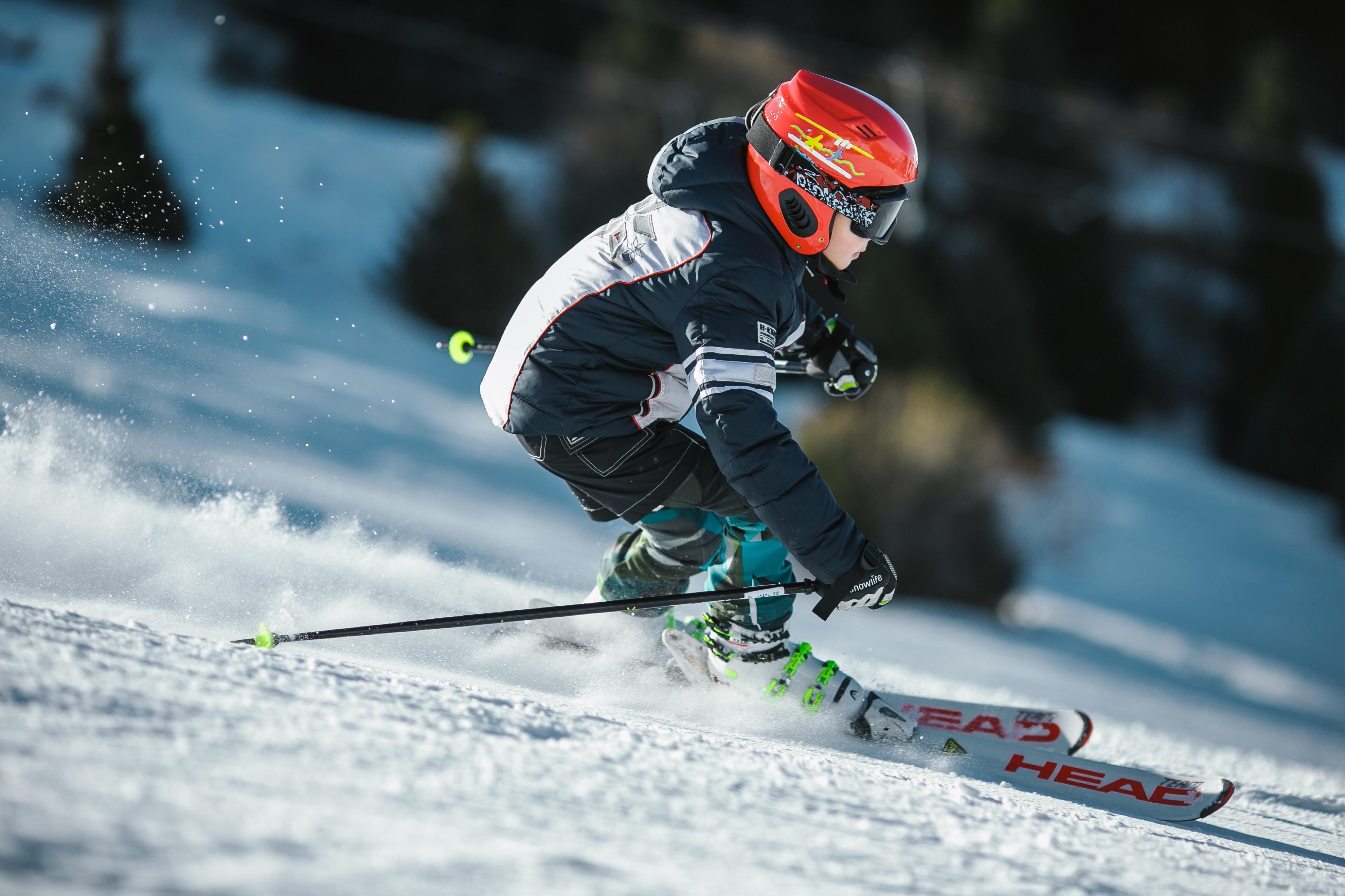 NHK Ski Lesson