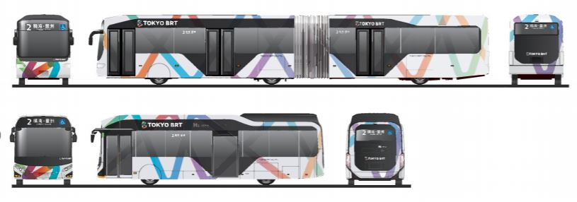 Tokyo BRT Car