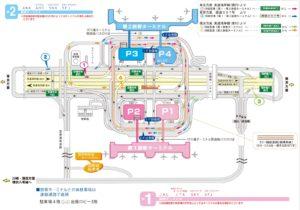 haneda airport parking
