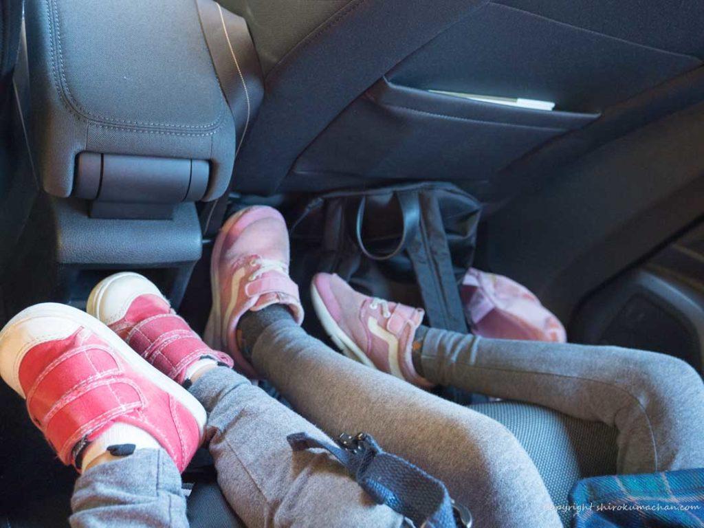 AUDI Q2 Rear Seat