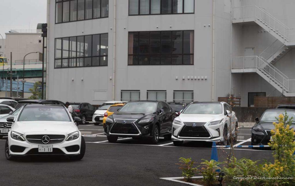 Harumi Flag Parking