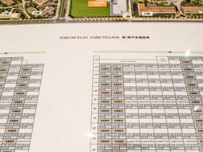 Harumi Flag Price List