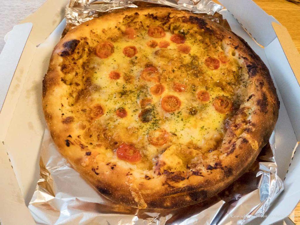 OK Store margherita pizza