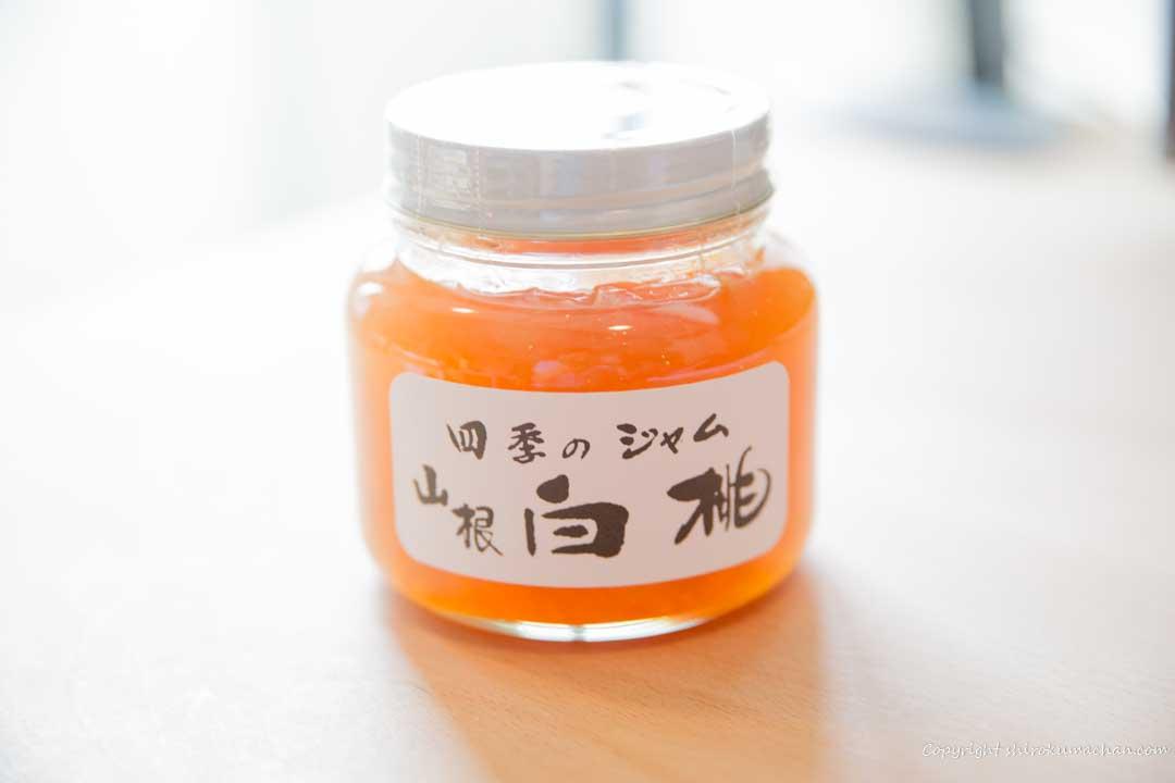 飯島商店 四季のジャム 桃