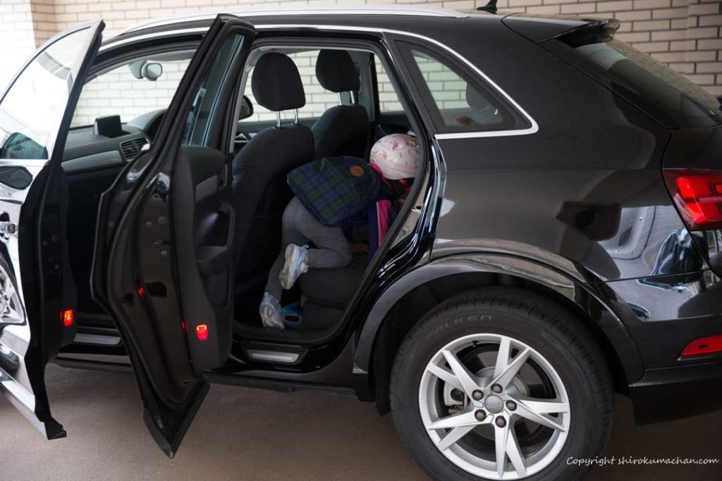 Audi Q3 Height