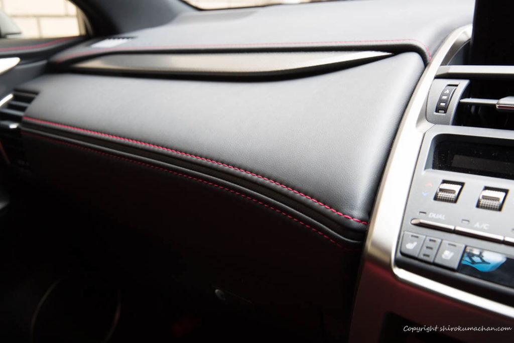 Lexus NX F Sport Interior-4