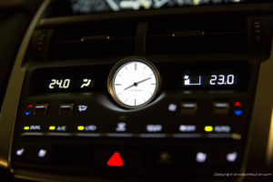 Lexus NX F Sport Interior