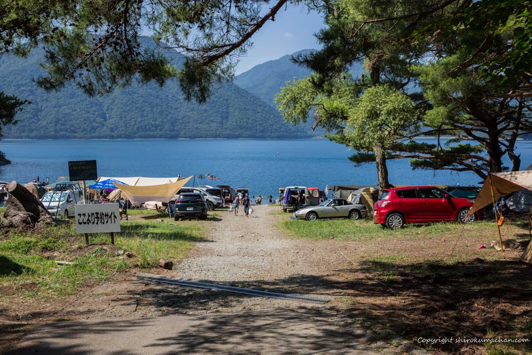 motosu-lake-side-camp-site