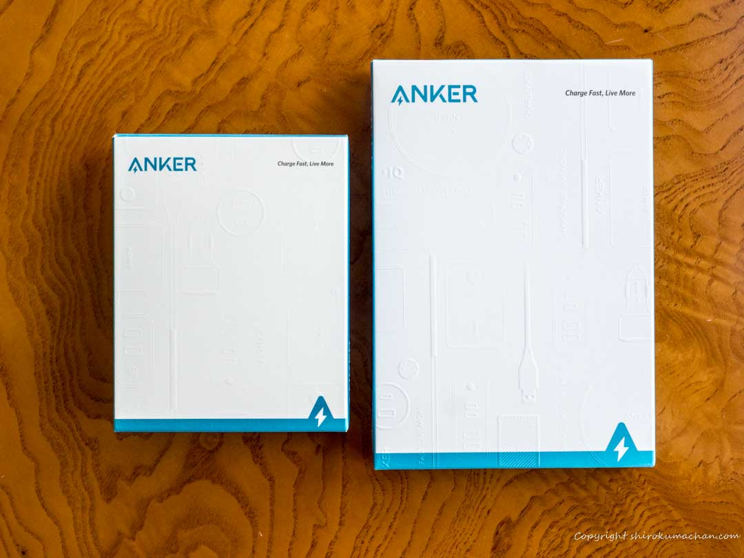 Anker Power Core Slim 10000 PD vs Power Core 10000 PD Redux