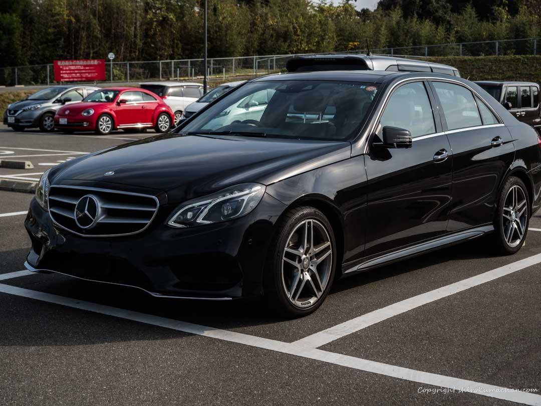 Mercedes Benz E Class (2)