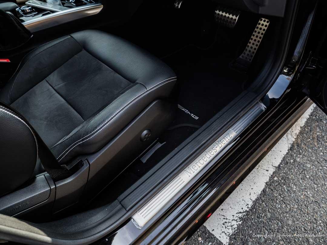 mercedes benz e class interior-2