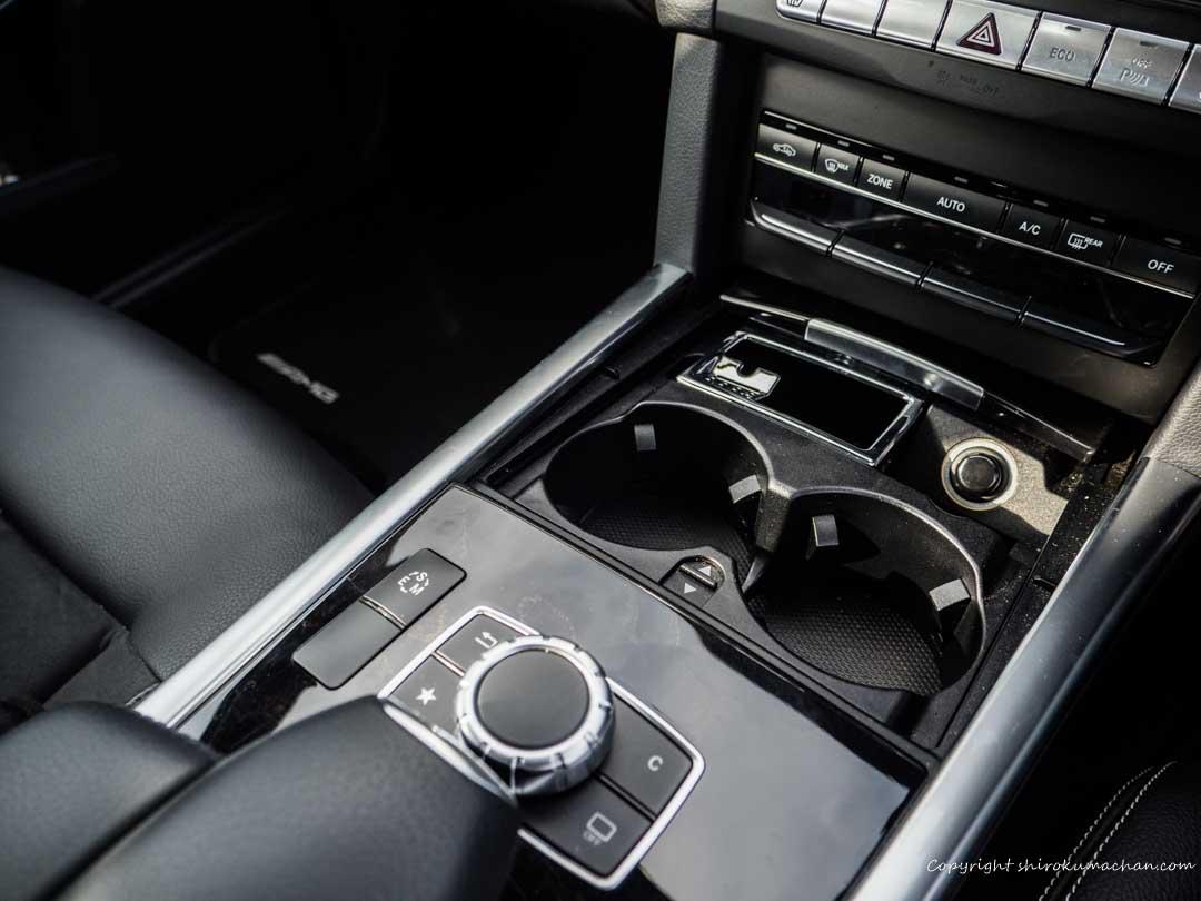 mercedes benz e class interior-7