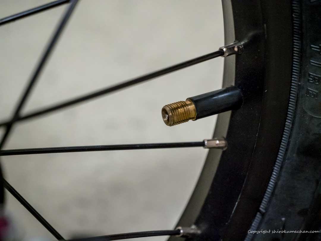 Yotsuba Cycle schrader valve