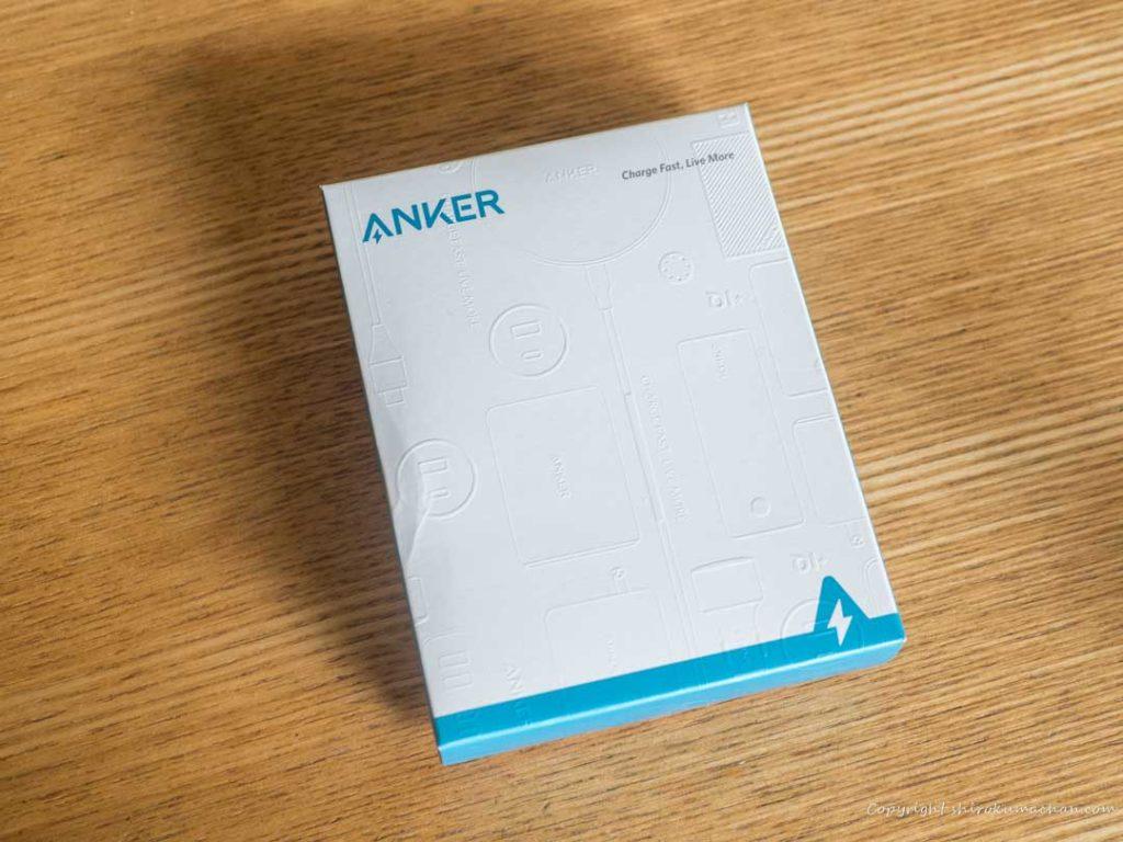 Anker PowerPort Atom III 45W Slim 外箱