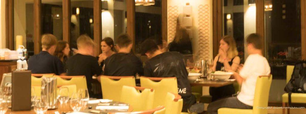 Club Med Dress Code Black