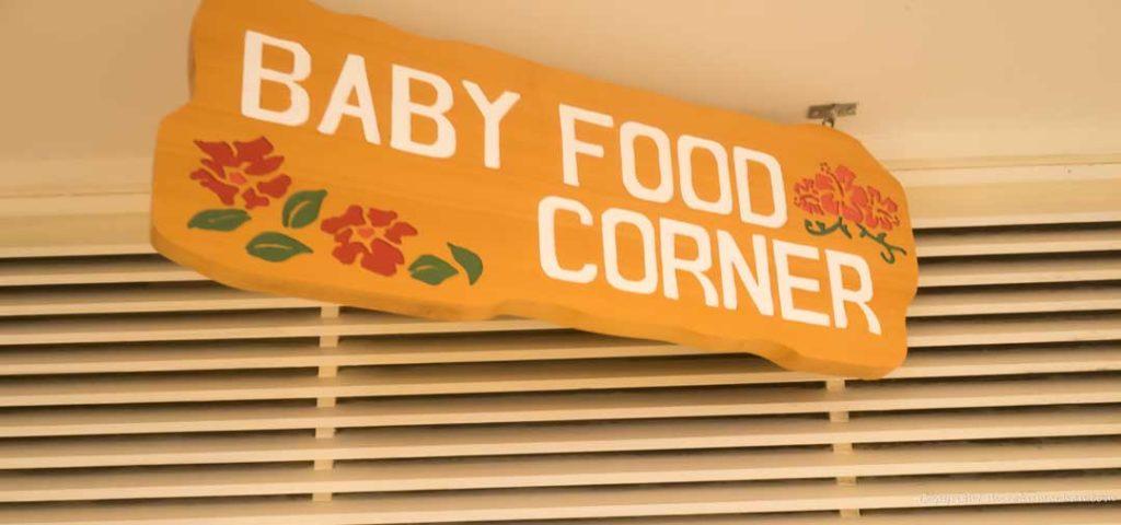 Club Med Ishigaki Kabira Baby Food