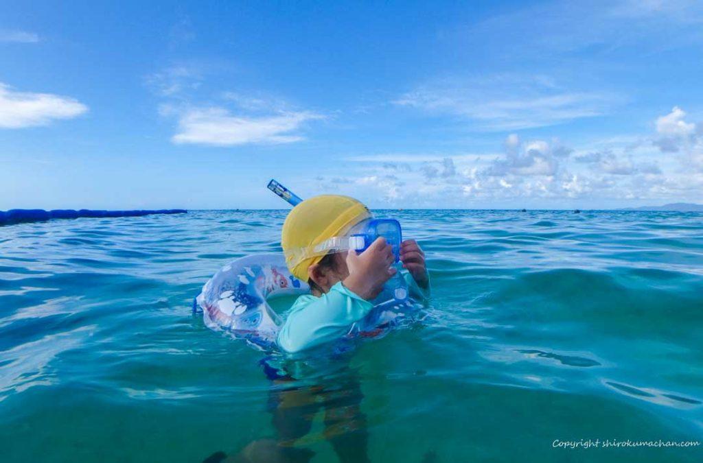 Club Med Kabira snorkeling