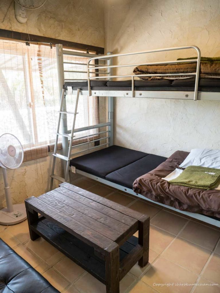 Guest house taketomi island Jetaim Room