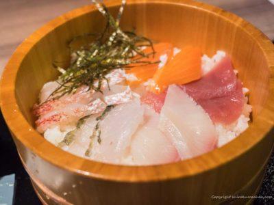 Hotel WBF Porto Ishigakijima Breakfast Sushi