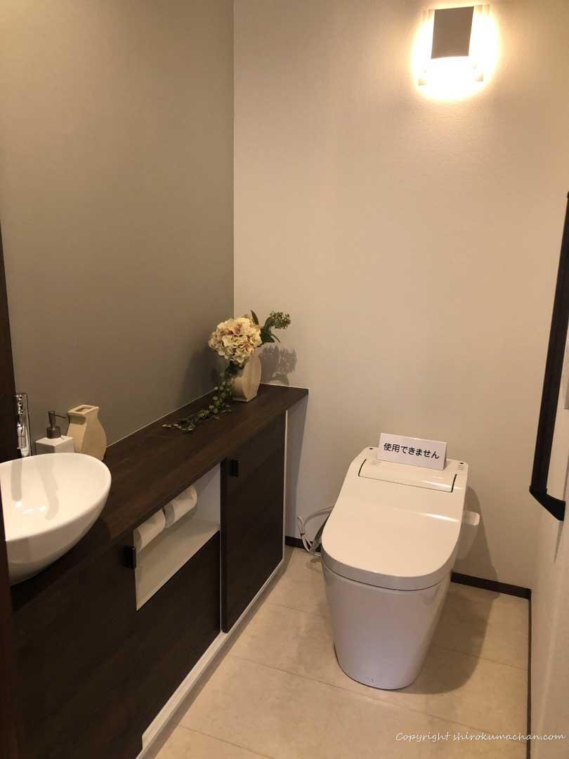 Ichijo Grand Saison Kahei bathroom