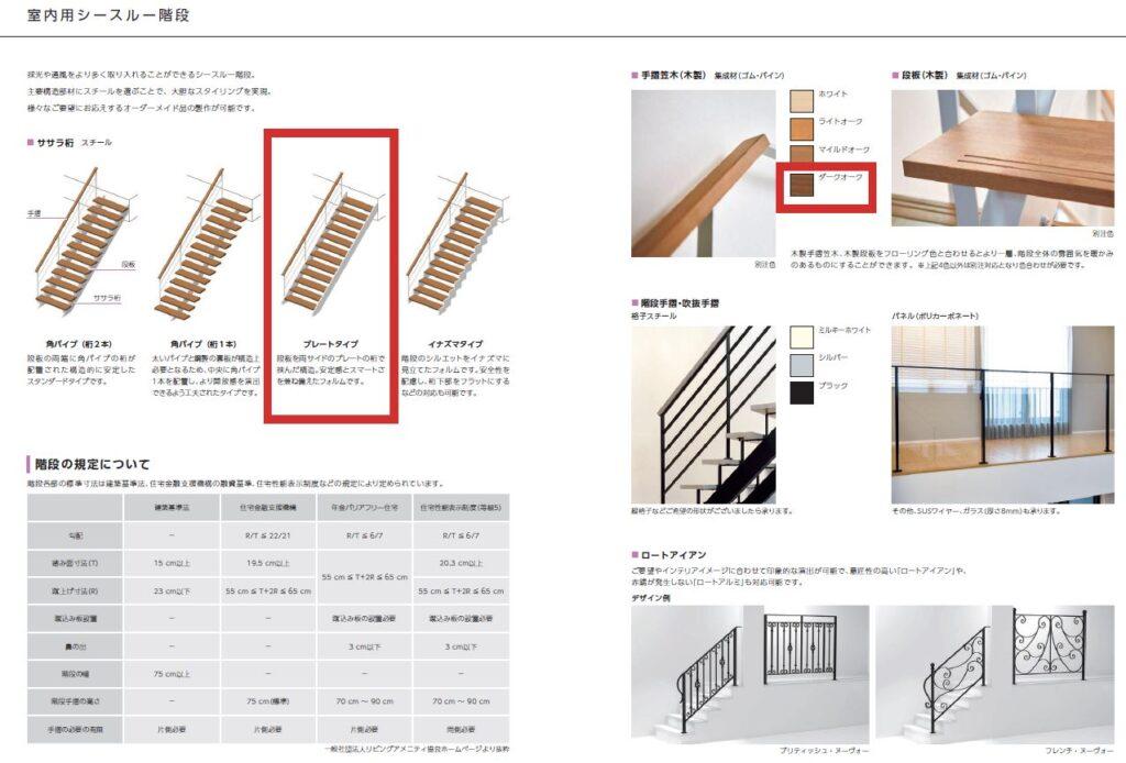 デザインアーク おしゃれな階段施工例