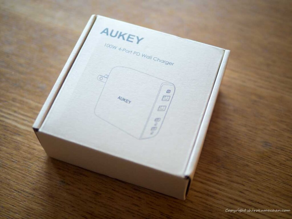 AUKEY PA-B6 Omnia package