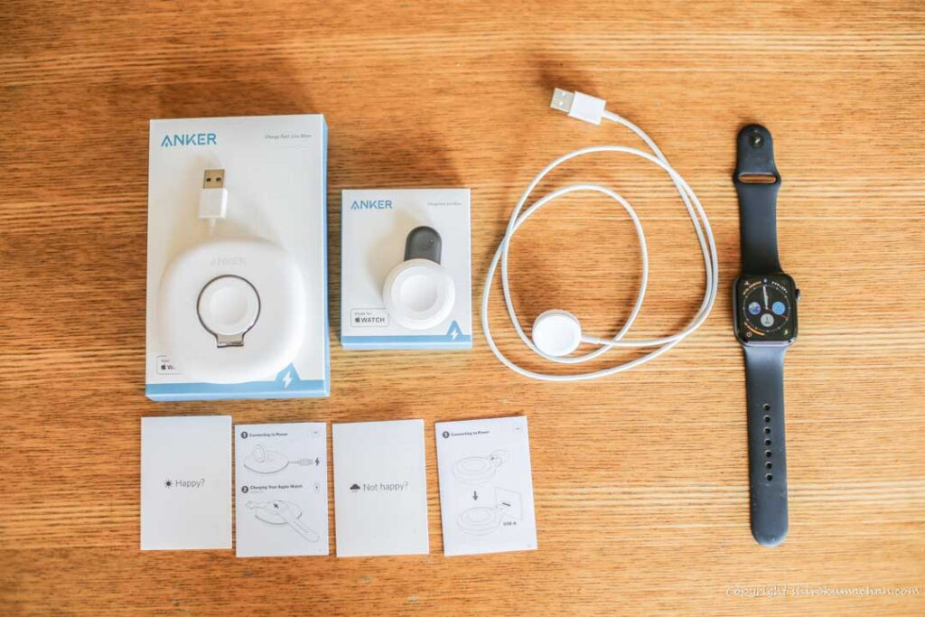Anker Magnetic Charging Dock for Apple Watch Review (2)