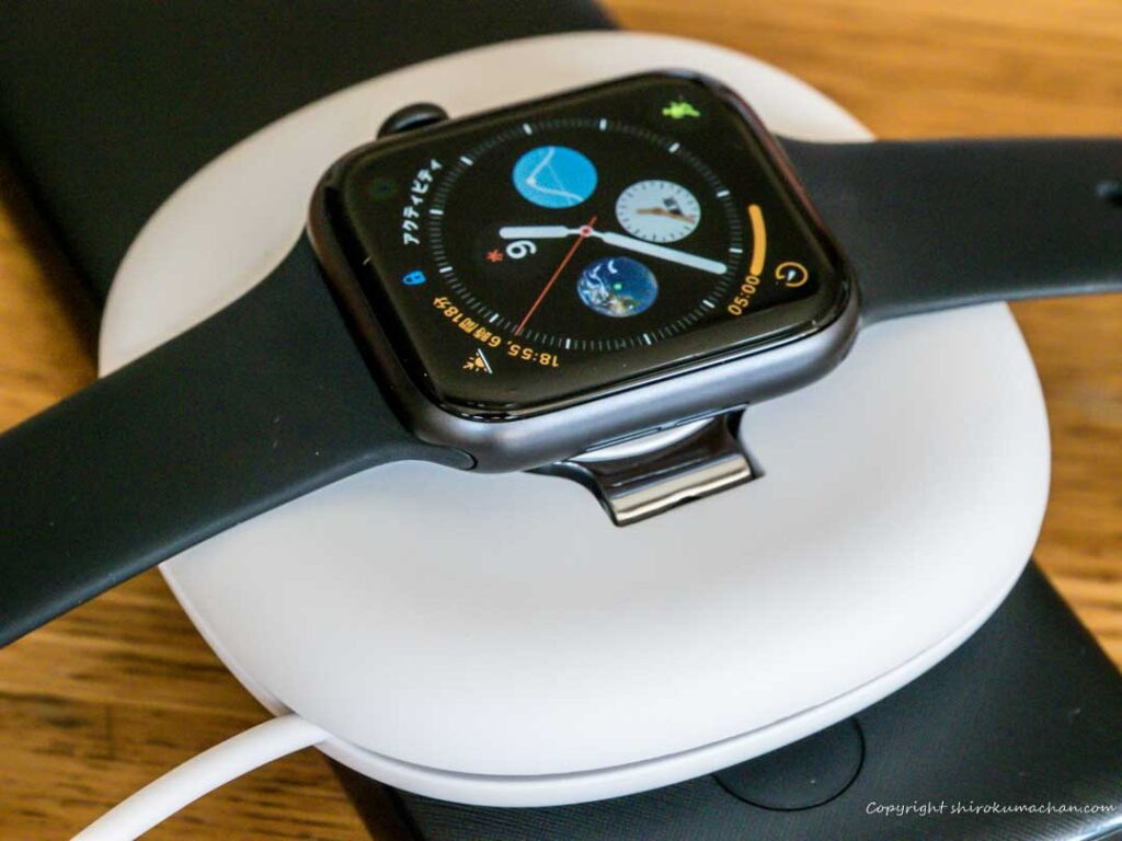 Anker Magnetic Charging Dock for Apple Watch Review
