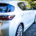 Lexus CT hatchback Car
