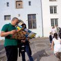 エストニア タリン ラエコヤ広場からワバドゥセ広場まで街歩き
