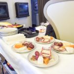 【2017年 シンガポール航空】ビジネスクラスの機内食 ビジネスクラス搭乗記