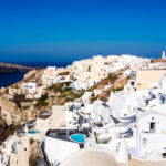 Santorini Greece UHD Wall Paper