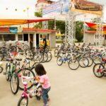 一度も泣かずに三歳児が自転車に補助輪なしで乗れるようになるまで